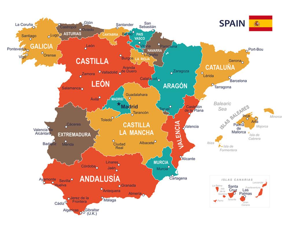 Was Ist In Spanien Los